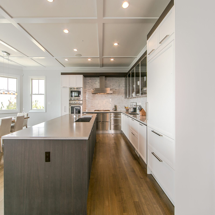 Modern design kitchen cabinets  in Seattle,USA