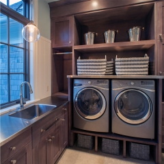 AC5201-Solid wood laundry